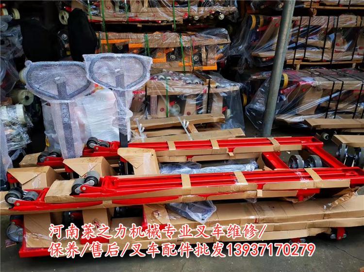 鄭州手動液壓叉車批發 萊之力托盤搬運車地牛零售 2
