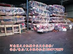 郑州手动液压叉车批发 莱之力托盘搬运车地牛零售