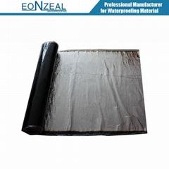 Self-Adhesive Bitumen Waterproof Membrane with Aluminum Film