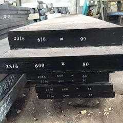 P20+Ni Hot Forged Plastic Mould Steel Flat Bar