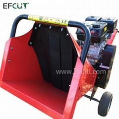 EFCUT Wood Chipper Machine Towable Wood Chipper