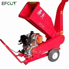 EFCUT Wood Chipper Shredder Garden Wood Chippe