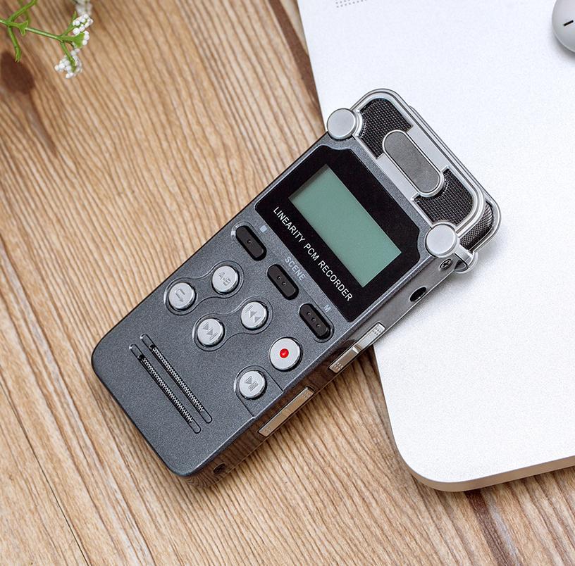 Wholesale 8gb/16gb Studio Recording  Equipment Voice Recorder For Lecture 2