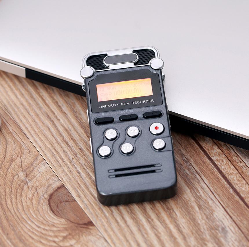 Wholesale 8gb/16gb Studio Recording  Equipment Voice Recorder For Lecture 3