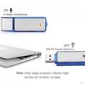 8GB Mini USB Flash Drive Dictaphone Rechargeable Voice Recordin 2