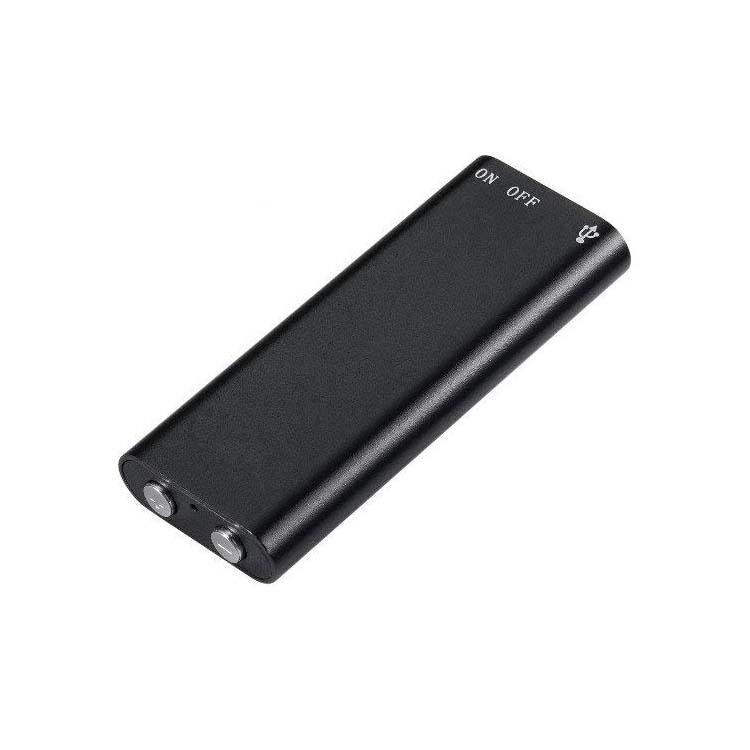 8GB Magnetic Digital Voice Activated Recorder Audio Sound Recorder MP3 1