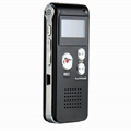 Hot Sale 8GB Audio Activated Recording Handheld Voice Recorder 3