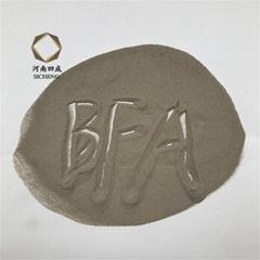 Glass polishing brown fused alumina brown alumna oxide