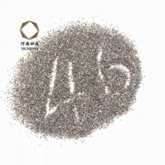 Brown aluminum oxide fused alumina 46 mesh