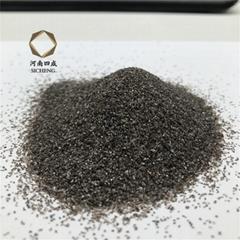 46#60#80# Brown oxide aluminum grit for sandblasting abrasives