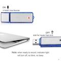 Mini 192kbps 96 hours USB audio