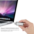 Mini 192kbps 96 hours USB audio recording device voice activated voice recorder  4