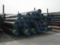 Hot Rolled J55 Oil Well Casing Tube With Thread Coupling