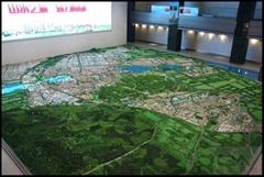安徽城市规划模型制作