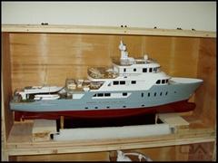安徽船舶模型制作