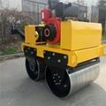 座駕手扶中小型壓路機壓實路面單輪壓路機小型 1