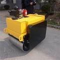 座駕手扶中小型壓路機壓實路面單輪壓路機小型 3