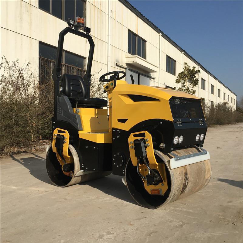 全液壓雙輪小型壓路機供應商廠家發貨 1