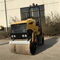 全液壓雙輪小型壓路機供應商廠家發貨 2