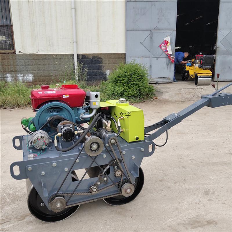 全液壓雙輪小型壓路機供應商廠家發貨 5