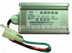 歡迎定製 5A DC直流轉換器 24轉12V的降壓轉換器
