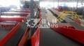 warehouse logistics intelligent sorting belt conveyor