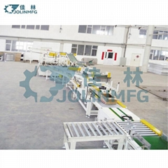 paraffin wax packing line
