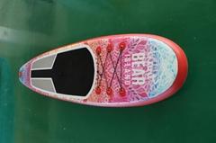 充氣浮世繪SUP衝浪板