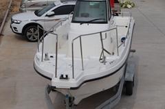 Fishing Fiberglass RIB inflatable boat