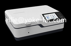Factory Supplied Double Beam UV-Vis Spectrophotometer