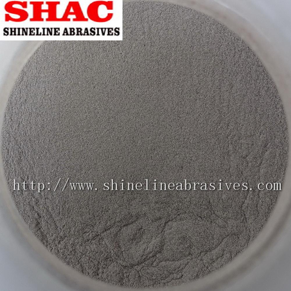 320 棕色氧化铝砂金刚砂 2