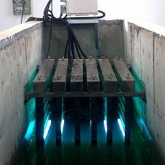河北国润明渠式污水紫外线消毒设备按需定制