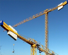 塔式起重机 MCT80-5吨 50米臂长