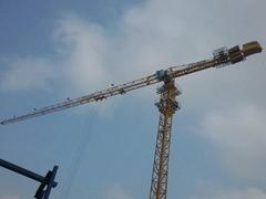 平头塔式起重机MCT200-10吨 66.5米臂长