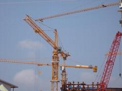 塔头式塔式起重机MC480 25吨 81.6米臂长