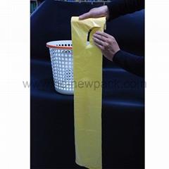 HDPE Wave Top Bag /garbage bag