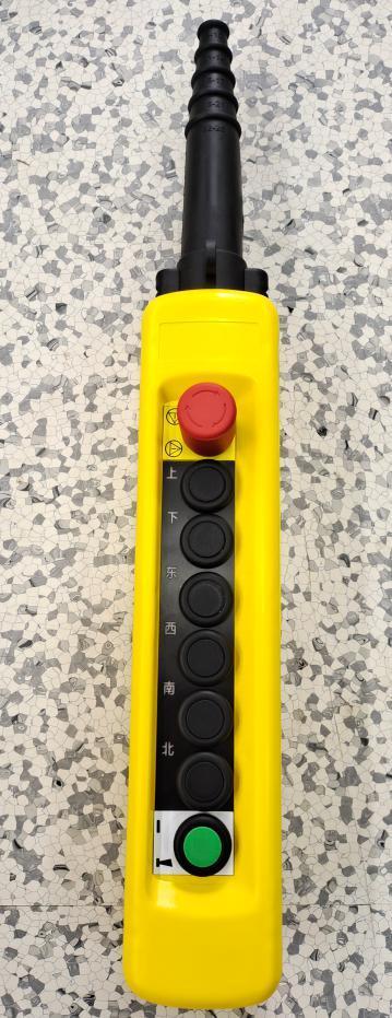 PBXA08YY   8孔按鈕盒 1