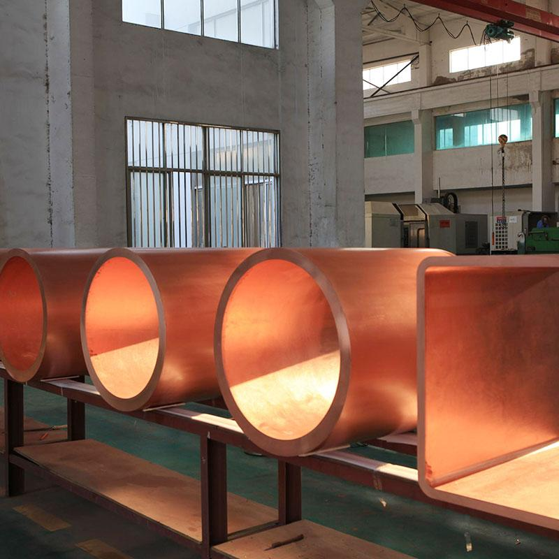 Copper Mould Tube & Plate 1