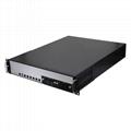 2U Rackmount Skylake i3 i5 i7 Xeon Redundant Power Network Appliance with SFP 2