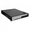 2U Rackmount Skylake i3 i5 i7 Xeon Redundant Power Network Appliance with SFP 3