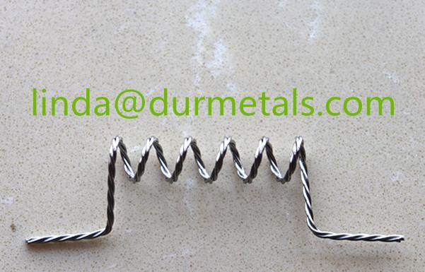 Pure stranded tungsten wires  1