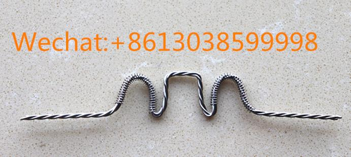 99.95% tungsten stranded wire for vacuum coating  1