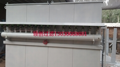 攪拌站高效淨化專業設備 脈衝布袋倉頂除塵器