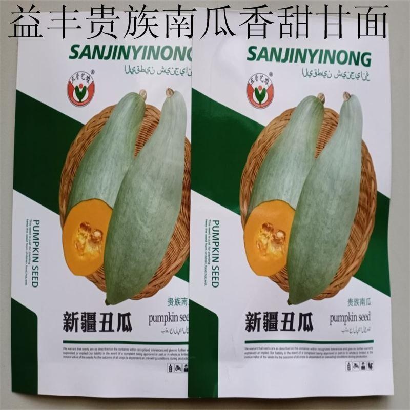 贵族南瓜种子 蜜瓜也叫丑瓜种子 3
