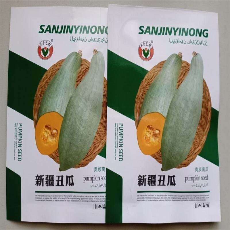 贵族南瓜种子 蜜瓜也叫丑瓜种子 4