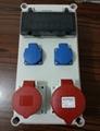 歐標插座箱檢修箱 4