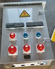 不鏽鋼檢修箱