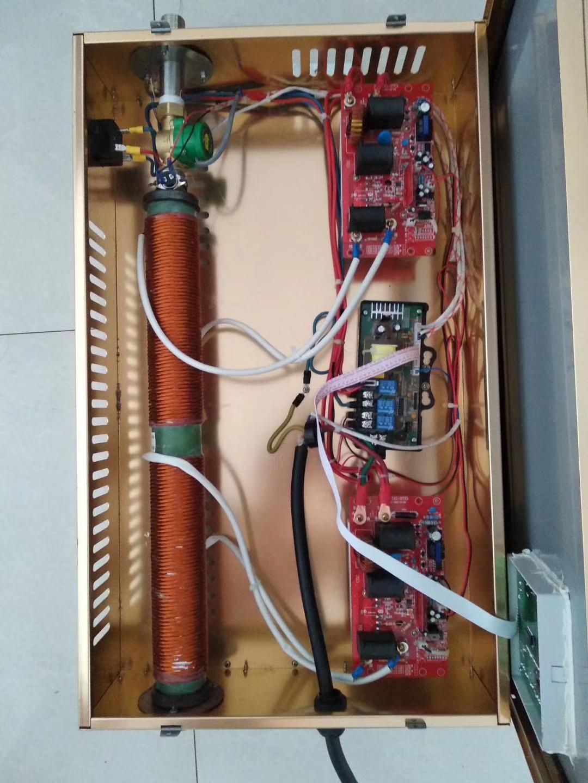 匠奥电磁感应采暖热水壁挂炉 4
