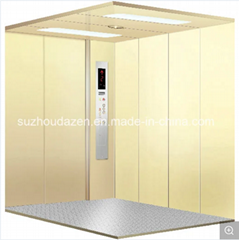 High Quality Cargo Freight Car Elevator Lift with Ce Certification