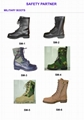 combat & military boots